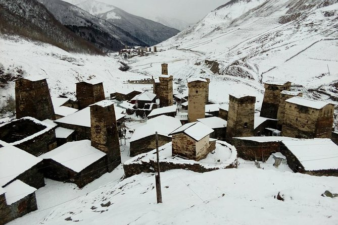 2 DAYS IN SVANETI from Kutaisi
