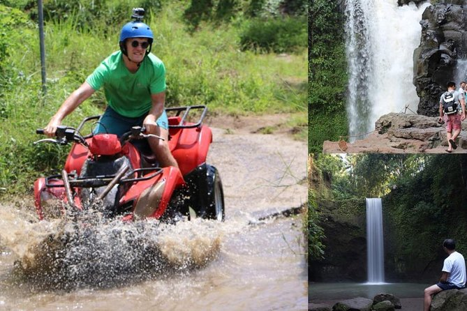 Northern Bali Highlands by ATV with Optional Waterfall Tour