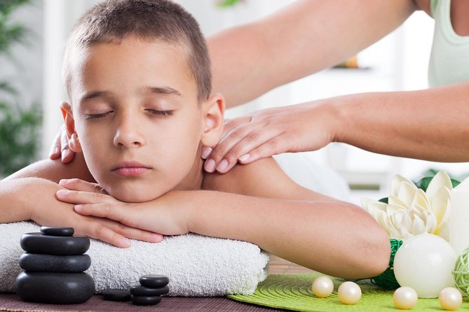 Kid Massage Therapy 90mins