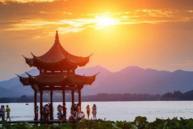 Heaven on the Earth-Hangzhou Round-trip Shanghai departure