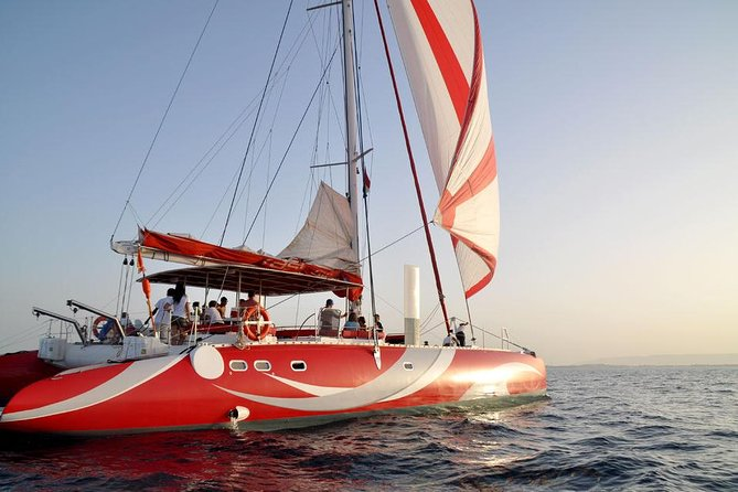 Hurghada: Half-Day Catamaran Sailing Trip