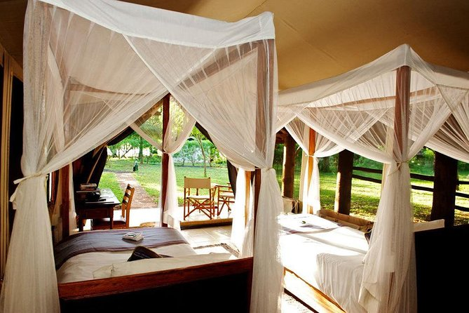3 Days Tsavo East - Ziwani Package