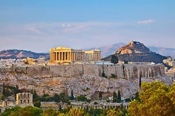 Athens Day Tour - History & Culture