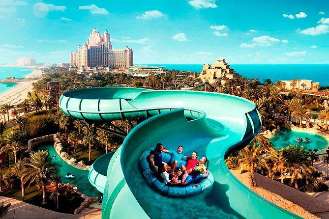 Dubai Atlantis Aquaventure Or Lost Chamber And Transfer Option 2020