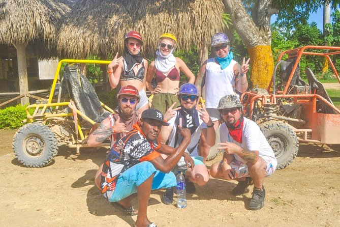 Expedition In Bugguie Punta Cana