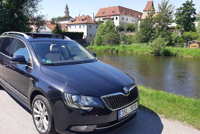 Private Day Trip to Český Krumlov from Prague