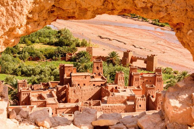 Day tour to Ouarzazate and Kasbah Ait Ben Haddou from Marrakech