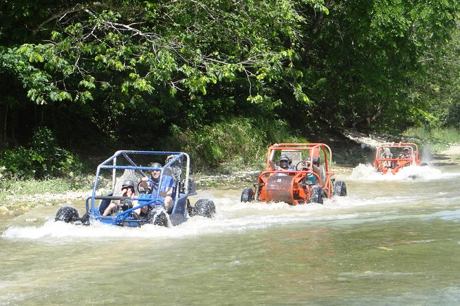 Amber Cove Shore Excursion: 2 person Buggy Tour