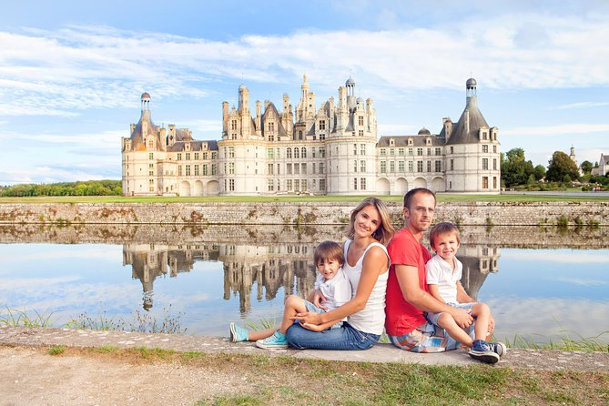 Leonardo DA VINCI 's Final Footsteps: Three Castles of The Loire Valley photo 4