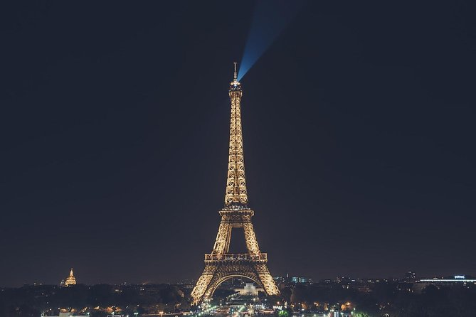 Private Sightseeing in Paris By Night