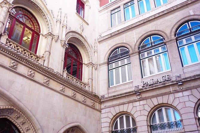 Lisbon City of Spies Tour