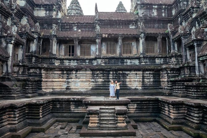 Private Day Trip to Angkor Wat with a Local photo 7