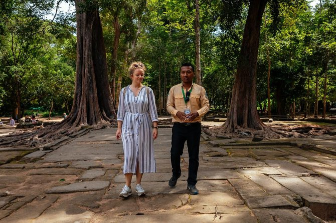 Private Day Trip to Angkor Wat with a Local photo 10