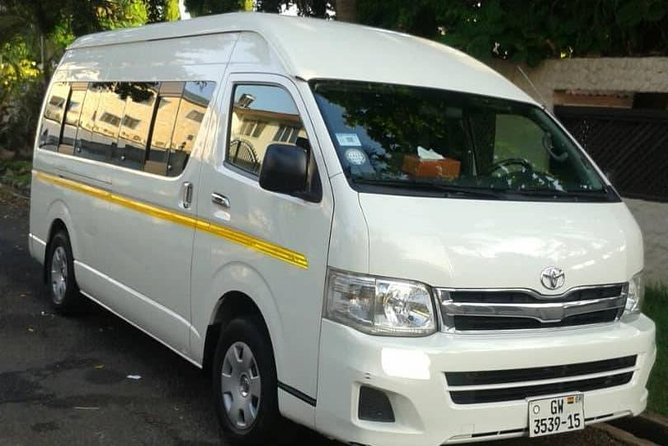 Arrival Transfer From Accra Airport To Hotel