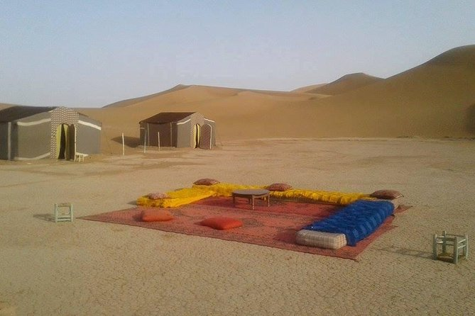 3-day private in the Moroccan desert, from Marrakech to the dunes of Erg Chigaga