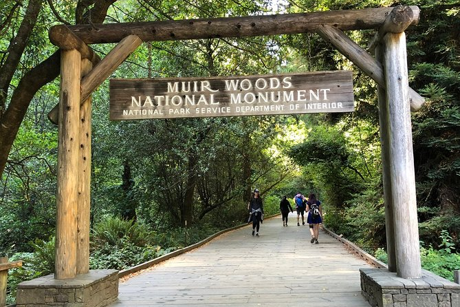 Muir Woods and Sausalito Half-Day Tour