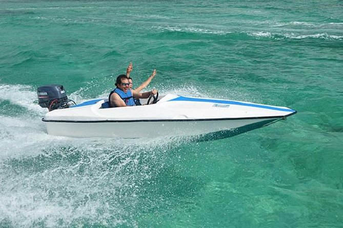 Bavaro Splash Speedboat Ride