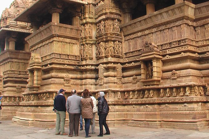 Sightseeing of Khajuraho Temples