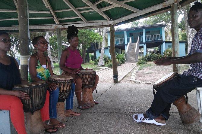 Ghana Drumming & Dancing Experience