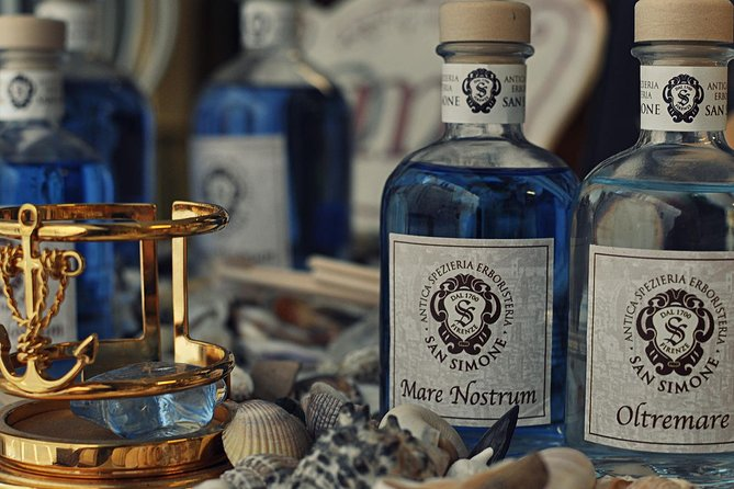 Make your own bespoke perfume in a historic workshop in Florence