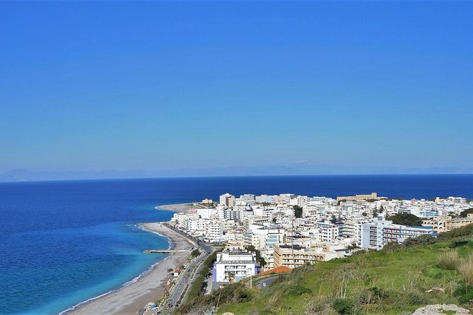 PRIVATE TOUR FOR SENIORS IN RHODES - NO EXTENSIVE WALKING - Up to 4 People