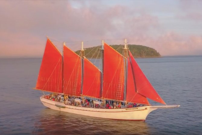 2-Hour Tall Ship Cruise from Bar Harbor