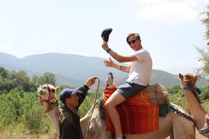 Desert Tour: Full Day Trip from Marrakech & Atlas Mountains with Camel Ride photo 9