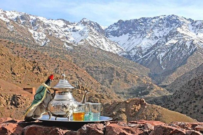 Desert Tour: Full Day Trip from Marrakech & Atlas Mountains with Camel Ride photo 4