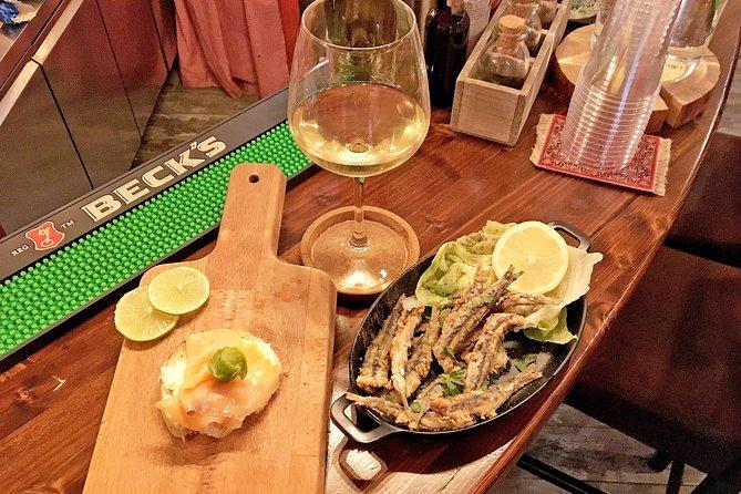 Regional food and wine tasting