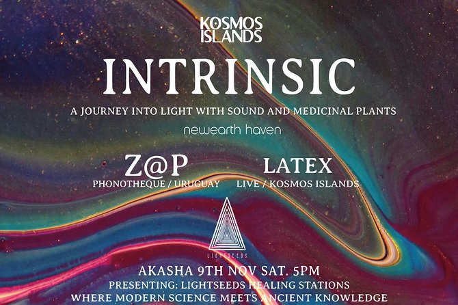Intrinsic - Journey into light with sound and medicinal plants