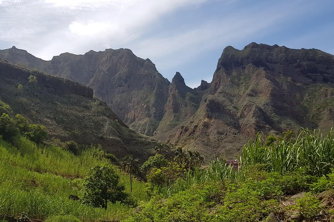 Hiking day with meals on the island of Santo Antao