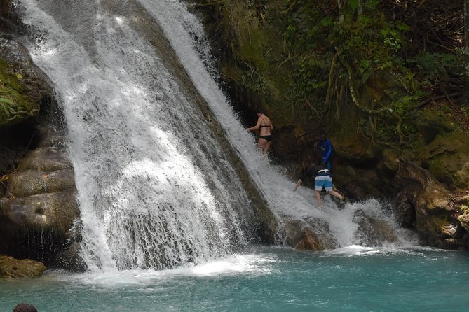 Blue Hole plus Secret Falls and Dunns River Falls Combo from Falmouth Hotels photo 45