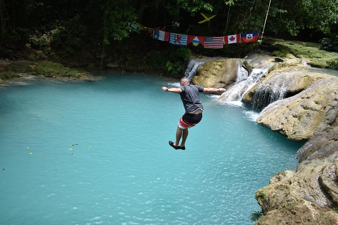 Blue Hole plus Secret Falls and Dunns River Falls Combo from Falmouth Hotels photo 46