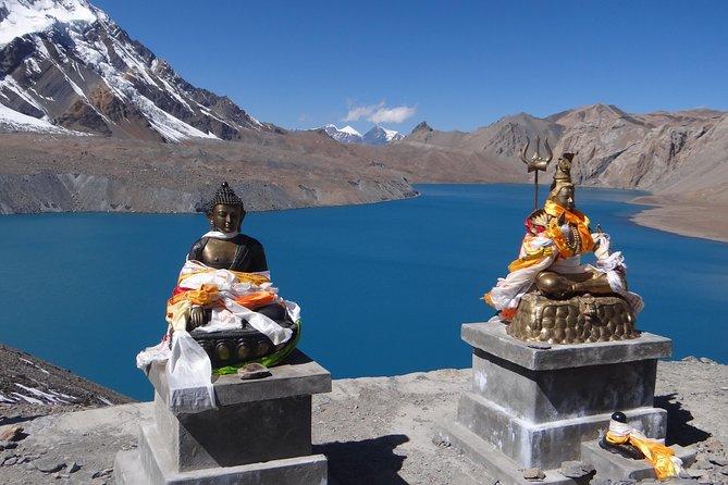 Annapurna Circuit Trek 17 days from Kathmandu to Kathmandu