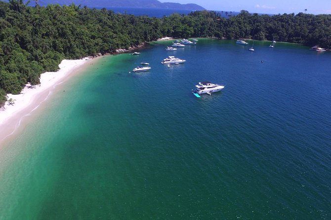 Ilha Grande - From Abrãao : Paradisiac Islands Full-Day Tour