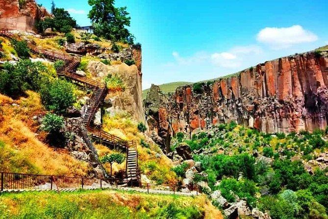 Cappadocia Green Tour ( Inc Lunch )