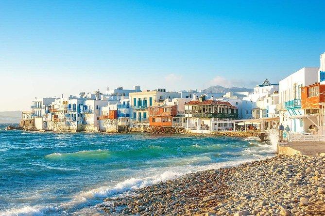 Royalty Mykonos Island 2 Days from Athens
