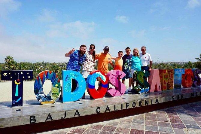 Todos Santos halvdags sightseeingtur fra Los Cabos