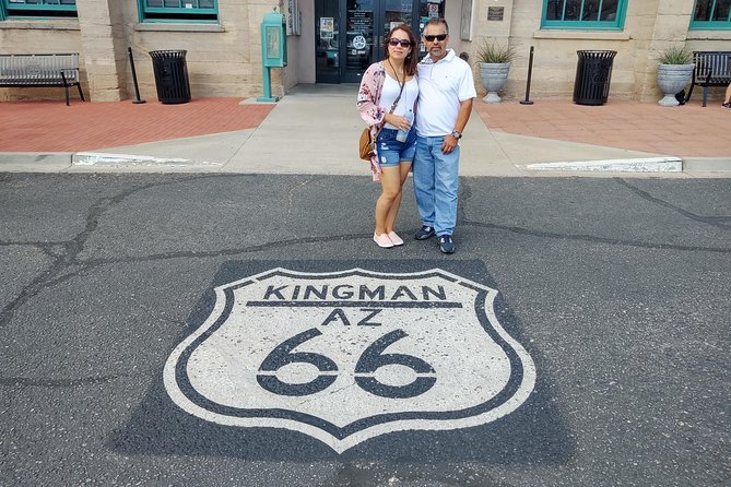 Grand Canyon Caverns, Route 66 with Electric Vehicle Museum & Lunch