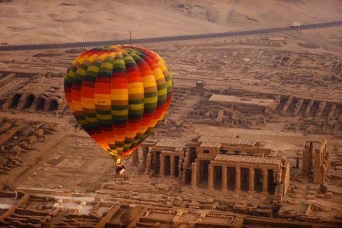 Hot Air Ballon over Luxor