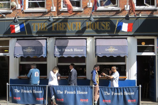 The Soho Experience - London Pub Walking Tour