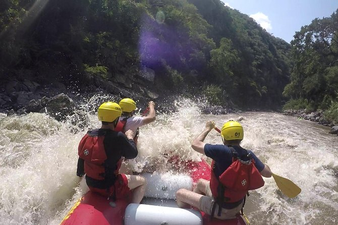 From Mexico City: Cuernavaca & Rafting Private Tour
