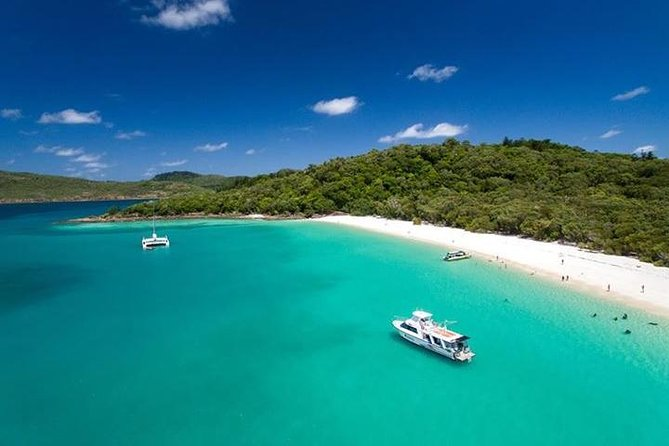 Two Iconic Whitsunday Destinations - Whitehaven Beach & Hill Inlet