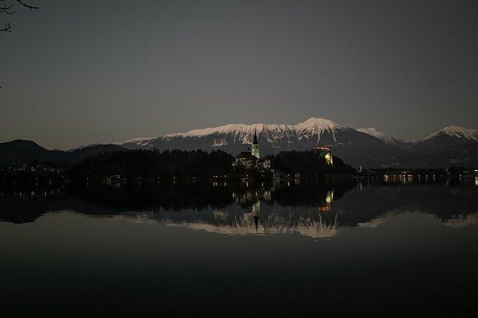 Ljubljana and Lake Bled - private tour from Zagreb
