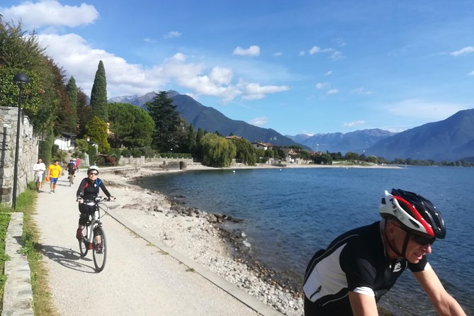 LAKE COMO BIKE TOUR Colico/Domaso