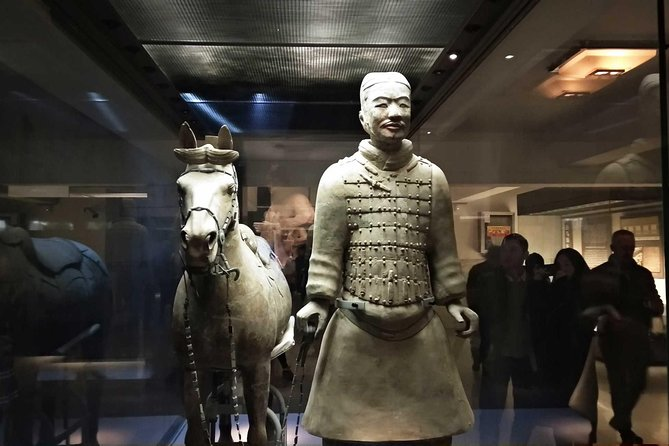 Xian Group Tour of Terracotta Army Museum and Ancient City Wall photo 10