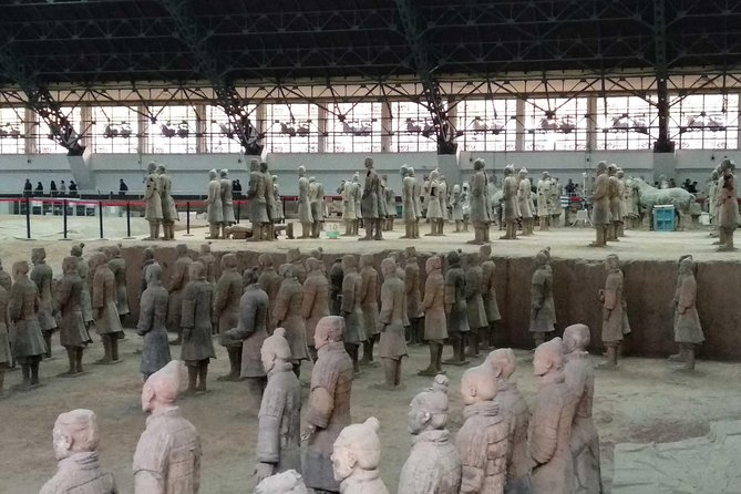 Xian Group Tour of Terracotta Army Museum and Ancient City Wall photo 8
