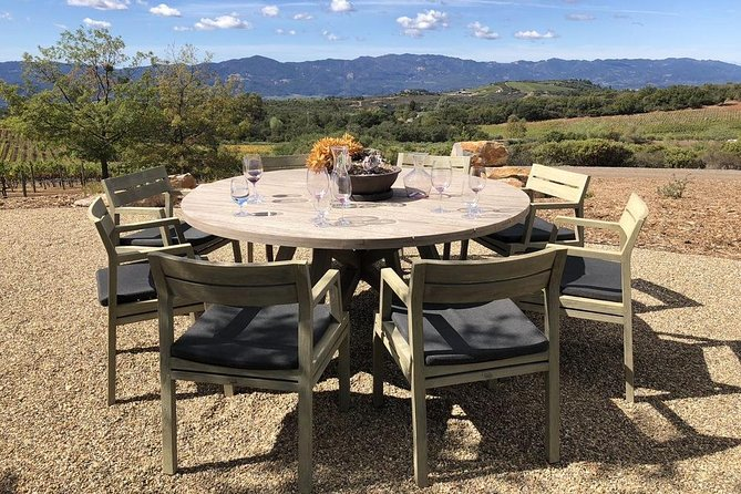 6-Hour Private Limousine Wine Country Tour of Napa or Sonoma