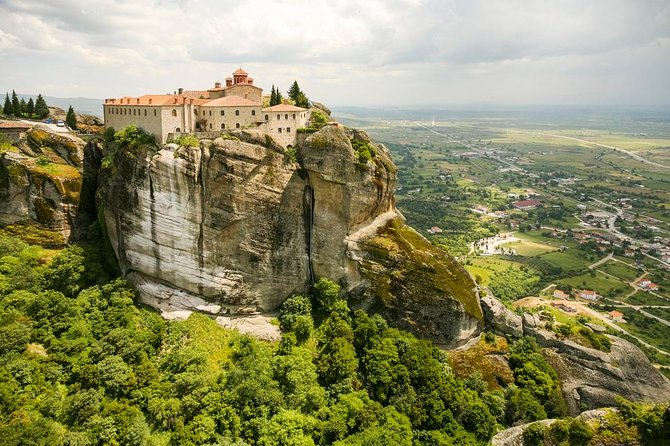 Thessaloniki to Meteora – Private Day Trip