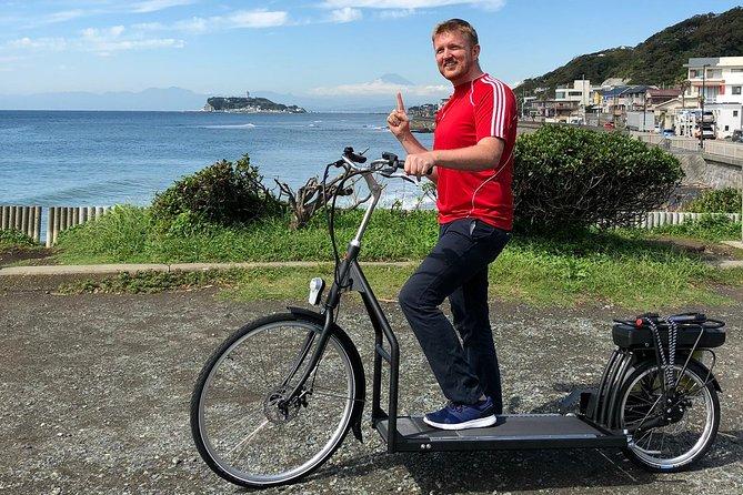 Kamakura Step Bike Rental: Hase - Enoshima